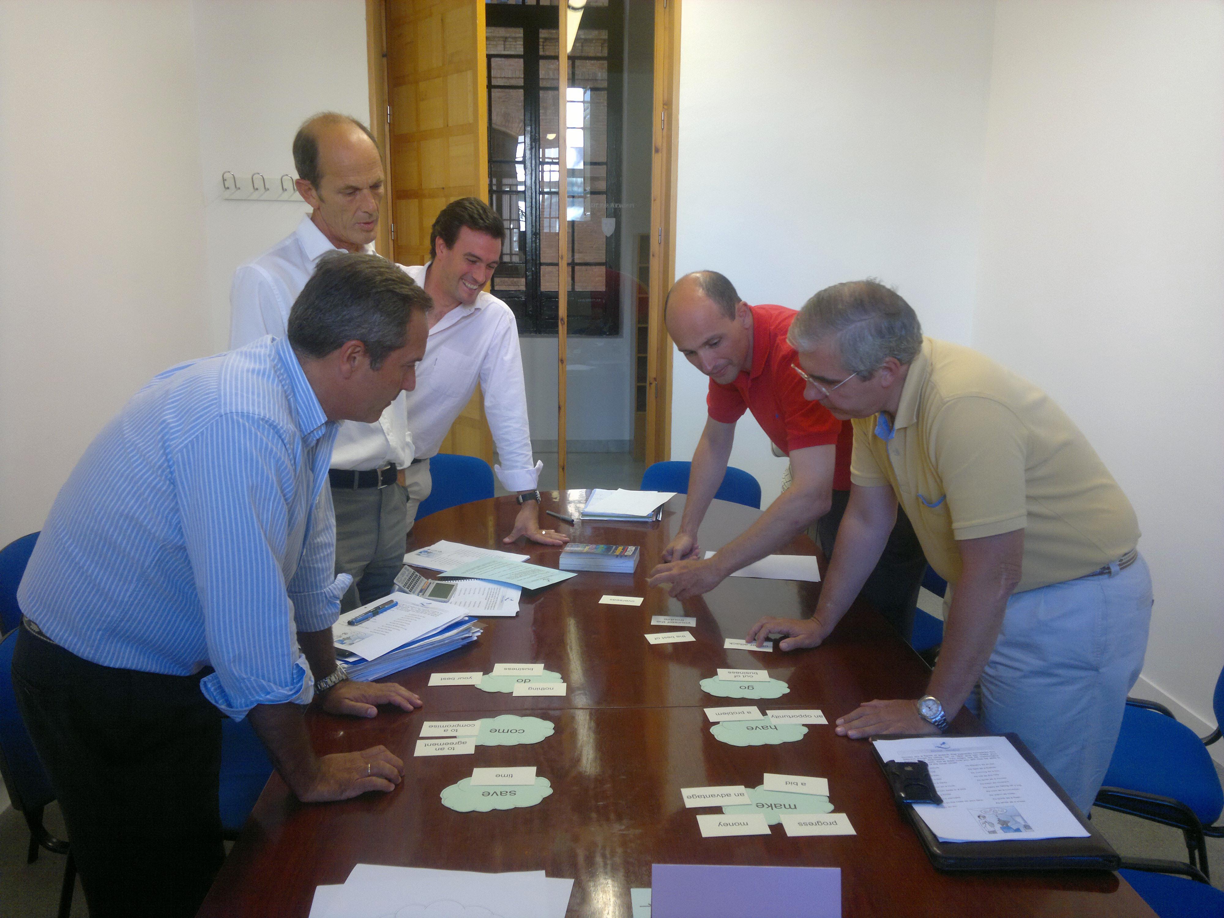 Workshops Proverbs, similes etc.. (4)
